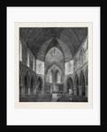 St. Saviour's Church Eastbourne by Anonymous