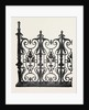 The Paris International Exhibition: Part of a Balcony, France 1867 by Anonymous