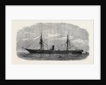 The Rhone One of the Vessels Lost in the Late Hurricane in the West Indies 1867 by Anonymous