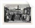 The Spanish Section of the Paris International Exhibition France 1867 by Anonymous