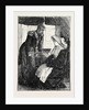 Lucile: Sister Seraphine with General De Luvois 1867 by Anonymous