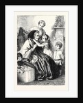 Grandmamma's Come! 1867 by Anonymous