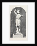 Minton And Co., Thorneycroft's Skipping-Girl Statuette in Parian, the International Exhibition 1862 by Anonymous