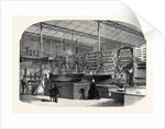 The International Exhibition: The Admiralty Department of the Naval Court 1862 by Anonymous