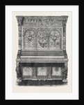 The International Exhibition: Pianoforte, 1862 by Anonymous