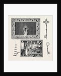 The International Exhibition: Hobbs's Bank Lock and Key 1862 by Anonymous