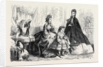 Paris Fashions for December 1862 by Anonymous