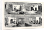 The Cotton Famine: Dwellings of Manchester Operatives 1862 by Anonymous