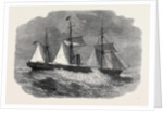 The Peninsular and Oriental Steam Company's New Ship Poonah 1862 by Anonymous