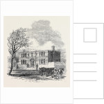 Offices Attached to the Agricultural Hall Islington 1862 by Anonymous