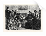 Christmas Story Telling 1862 by Anonymous