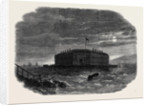 Fort Lafayette the Federal Bastille for Political Prisoners 1862 by Anonymous
