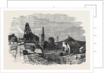 Astley's Colliery Dukinfield the Scene of the Recent Fatal Explosion 1866 by Anonymous