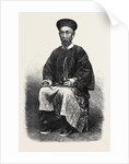 The Chinese Commissioner Pin-Ta-Chun 1866 by Anonymous