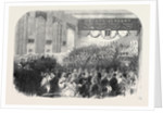 Annual Examination of Children at the Orphan Working School Haverstock Hill 1866 by Anonymous