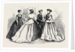 Paris Fashions for June 1866 by Anonymous