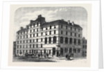 Working Men's Club and Lodging House Old Pye Street Westminster London UK 1866 by Anonymous