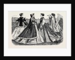 Paris Fashions for May France 1866 by Anonymous