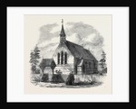 Memorial Church of St. John Burrangong New South Wales 1866 by Anonymous