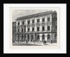 East India United Service Clubhouse St. James's Square London UK 1866 by Anonymous