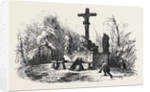Bamberg Calvary on the Altenberg Germany 1866 by Anonymous
