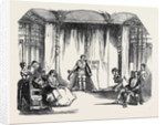 Scene from the Taming of the Shrew, at the Haymarket Theatre. by Anonymous