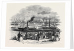 Barge Day on the Tyne, at Newcastle. by Anonymous