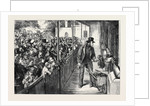 The Statute Holiday: The Zoological Society's Gardens Regent's Park London 1871 by Anonymous