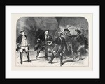 The Scott Centenary: Scene from Rob Roy at the Theatre Royal Edinburgh 1871 by Anonymous