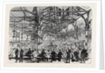 The Scott Centenary Banquet in the Corn Exchange Grassmarket Edinburgh 1871 by Anonymous