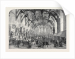 The British Association at Edinburgh: The Great Hall of the Parliament House 1871 by Anonymous