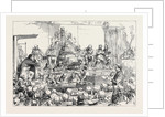 The Tichborne Trial: Sketch in Court 1871 by Anonymous