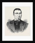 The Late James Renforth Champion Oarsman 1871 by Anonymous