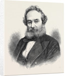 Sir Francis Pettit Smith Inventor of the Screw-Propeller 1871 by Anonymous