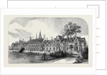 The New Grammar School at Reading September 16 1871 by Anonymous