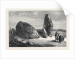Druidic Remains of Brittany: Stones of St. Barbe France 1871 by Anonymous