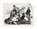 Highland Deerstalking: by George! Missed Again. 1871 by Anonymous