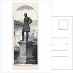 Statue of Robert Stephenson in Euston Square 1871 by Anonymous