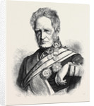 Field-Marshal Sir G. Pollock G.C.B. The New Constable of the Tower of London 1871 by Anonymous