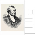 The Right Hon. Sills John Gibbons the New Lord Mayor of London 1871 by Anonymous