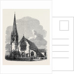 St. James's Church Camberwell London 1871 by Anonymous