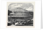 The Conservatory in the Royal Horticultural Society's Gardens South Kensington by Anonymous