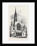 St. Peter's Church Great Windmill Street by Anonymous