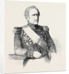 Count Ornano Marshal of France from a Painting by Heuss at the Hotel Des Invalides by Anonymous