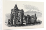 Crowland Abbey Lincolnshire the Archaeological Institute of Great Britain and Ireland by Anonymous