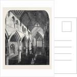 New Church of St. Luke Euston Road St. Pancras by Anonymous
