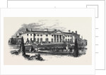 The Viceregal Lodge Phoenix Park Dublin the Queen's Visit to Ireland by Anonymous