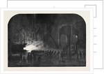 Process of Rolling Armour Plates for Her Majesty's Ships at the Atlas Steelworks Sheffield by Anonymous