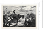 Early Morning at Yarmouth Arrival of the First Herring Boats of the Season by Anonymous