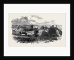 The Civil War in America: View of Yorktown Virginia from the Old Nelson House by Anonymous